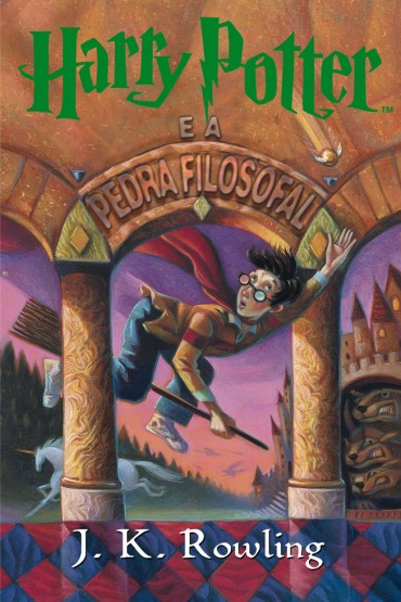 Harry Potter e a Pedra Filosofal - Vol 1 - J.K. Rowling