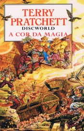 A Cor Da Magia  - Discworld - Vol 1 - Terry Pratchett