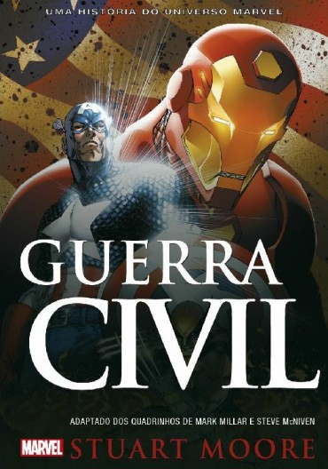 Guerra Civil Marvel Completo Portugues Pdf