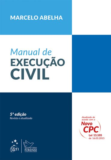 Manual de Execução Civil - Marcelo Abelha