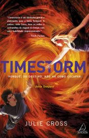Timestorm - Tempest Vol 03 - Julie Cross